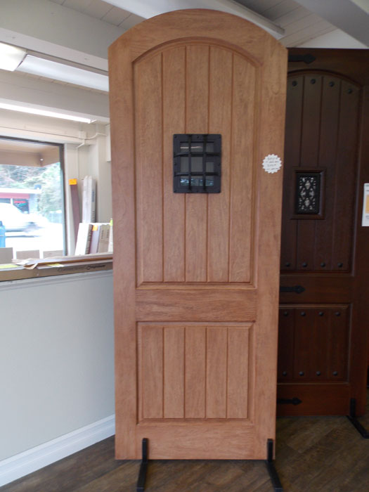 8 Foot Doors. 2-panel-8ft.-with-speak-easy-$895.00-without & 8 Foot Doors | Evergreen Floors and Doors | 360-687-1942