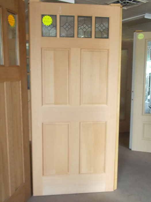 Exterior Door Slabs • Evergreen Floors and Doors