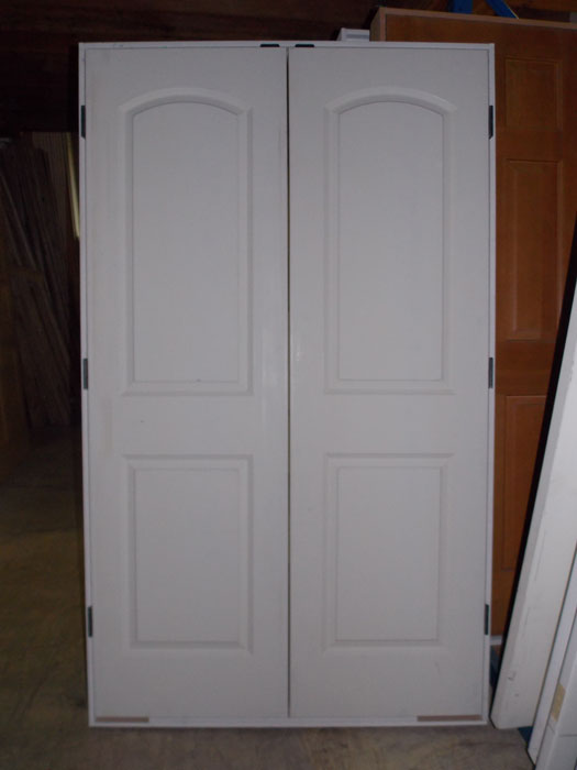 Ext.-Pre-hung-Arch-Top-2-panel-with-ball-catch-48.5x80.75--$175.00
